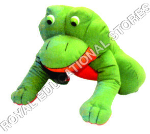 SOFT TOY-FROG