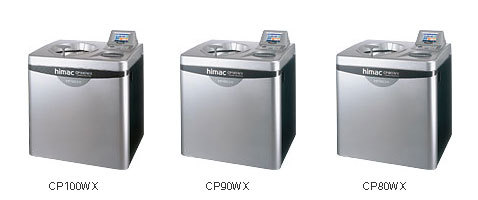 CP-100WX CENTRIFUGE