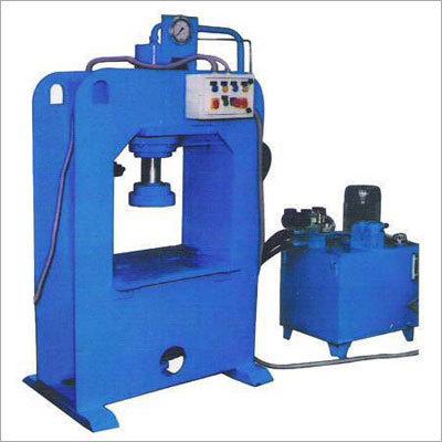 Hydraulic Tile Making Machine