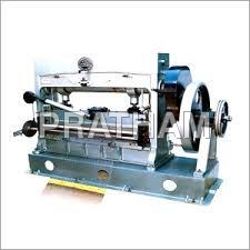 EXPANDED  METAL MESH MACHINE