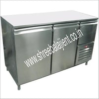 Marble Top Under Counter Refrigerator
