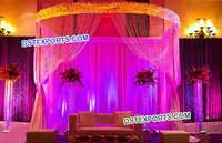 Wedding Cheap Crystal Mandap set