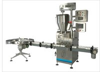 Automatic Container Filling Machine