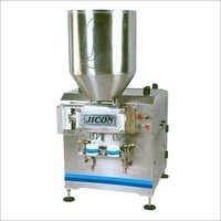 Semi Automatic Container Filling Machine  (for Creams and Ointments)