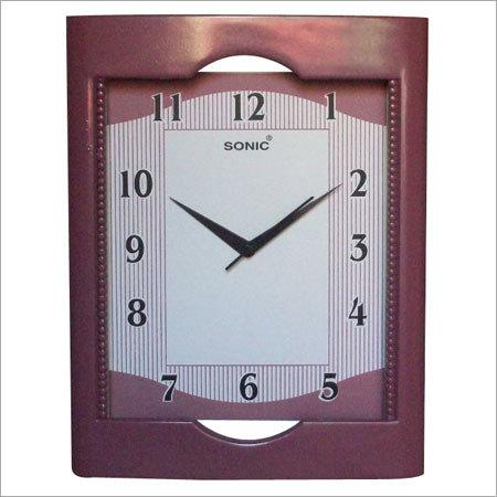 Rectangular Wall Clocks