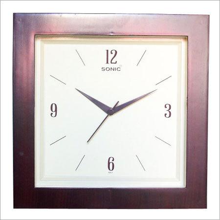 Square Type Wall Clocks