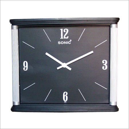 Trendy Square Wall Clocks