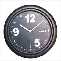 Wall Clocks Black Dial