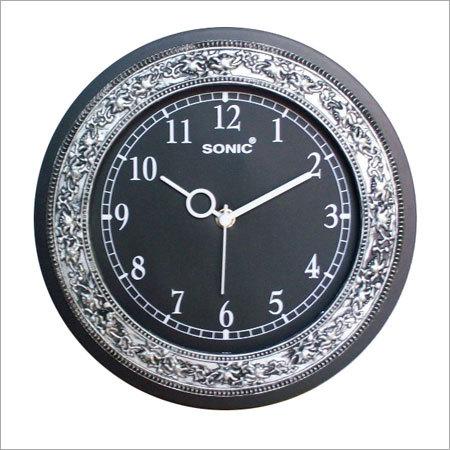 Designer Black Wall Clocks