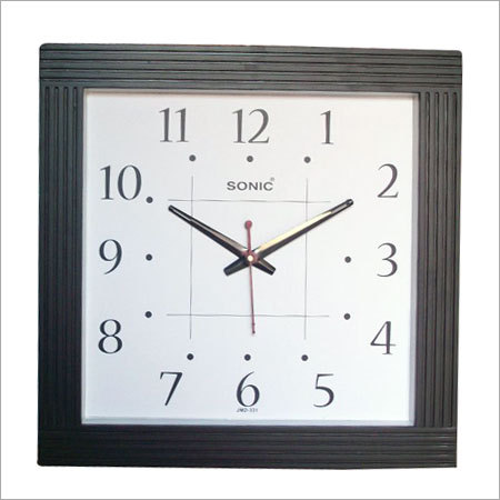 White Dial Wall Clocks