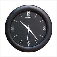 Corporate Black Wall Clocks