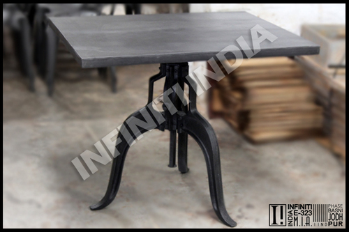 Vintage Industrial Table