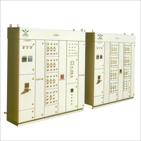 Ginning Machine Electrical Panel