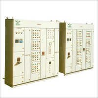 Ginning Machine Electrical Panel