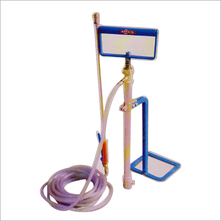 Hand Operated Stirrup Type Sprayer
