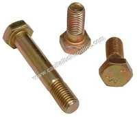 SS Square Head Bolts