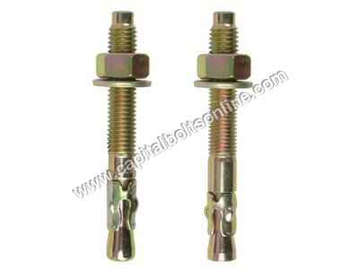 Wedge Anchor Bolts