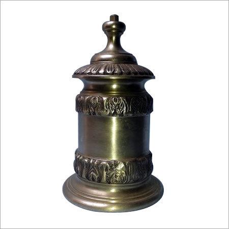 Copper Lamp Base