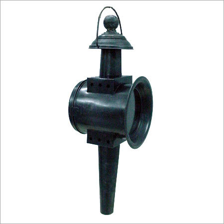 Metal Lamp Base