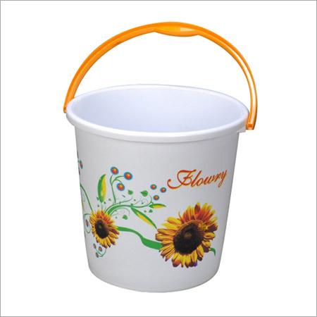 Household Plastic Buckets