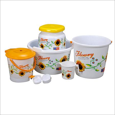 Plastic Bath Products