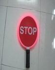 TRAFFIC BATON STOP – GO