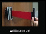 WALL MOUNTING UNIT