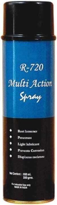 Multi Action Car Spray