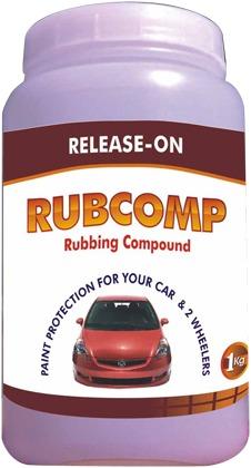Rubcomp Automotive Rubbing Compound