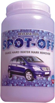 Hard Water Mark Remover