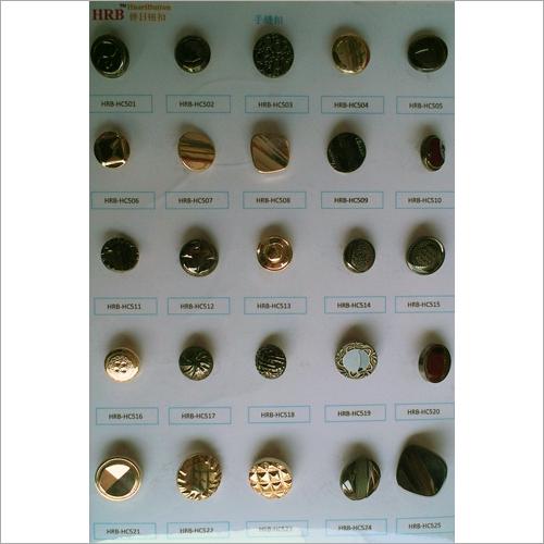 Designer Shank Button
