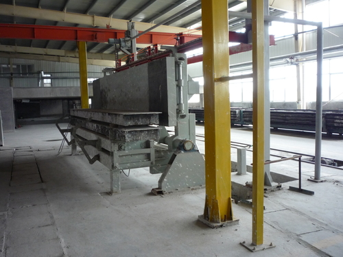 AAC Block Production Line