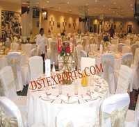 Wedding Silver Sashas