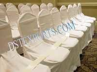 WEDDING BANQUET CHAIR COVER