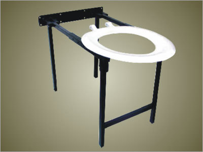 Wall Mounted Conversion Commodes