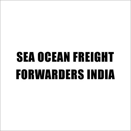 Ocean Freight Forwarders