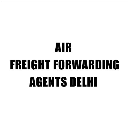Air Freight Forwarding Agents