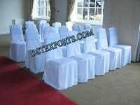 Wedding New White Chair Covers