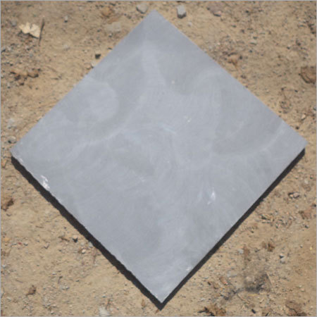 Blue Polished Kota Stone