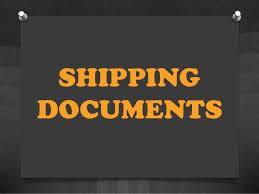 International Shipping Documentation Services