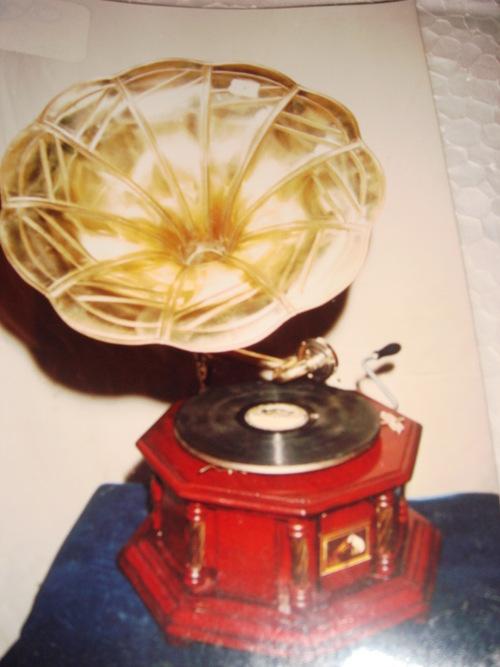 Nautical Gramophones