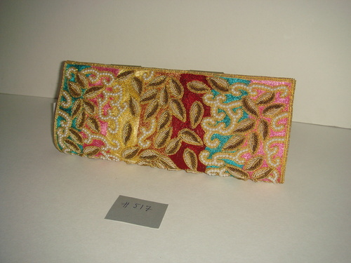 Beaded Clutches & Purses