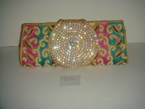 Stylish Beaded Clutches