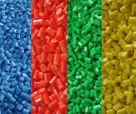 Multi Color ABS Plastic Dana
