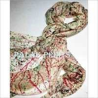 Modal Hand Printed Scarves