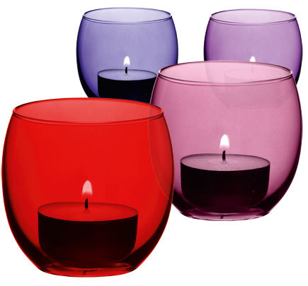 T Light Holder & Votives