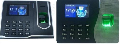 Fingerprint Based Time & Attendance