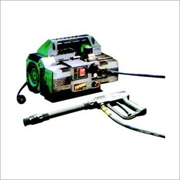 High Pressure Water Jet Cleaners