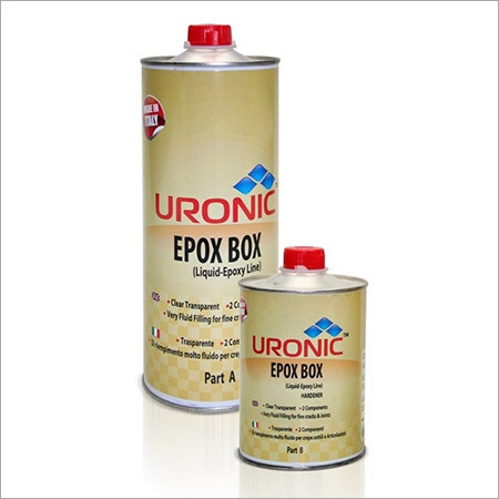 EPOX BOX LIQUID EPOXY 22011 + 22012