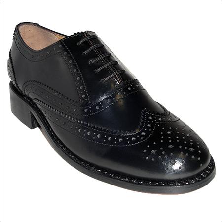 Unique Mens Black Shoes